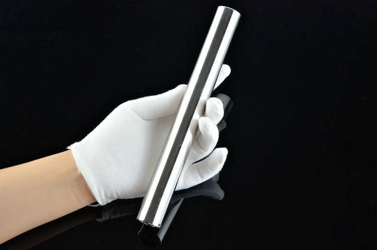 Blue Laser Pointer 5W 450nm 50000m 450nm Silver Host Laser Pointer Zaklamp