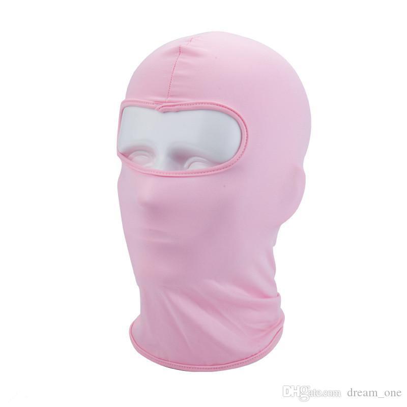 Yeni kamuflaj rüzgar geçirmez hood CS maskesi açık spor kap bisiklet sürme balıkçılık motosiklet kayak şapka Balaclavas Noel maske tam yüz maskesi