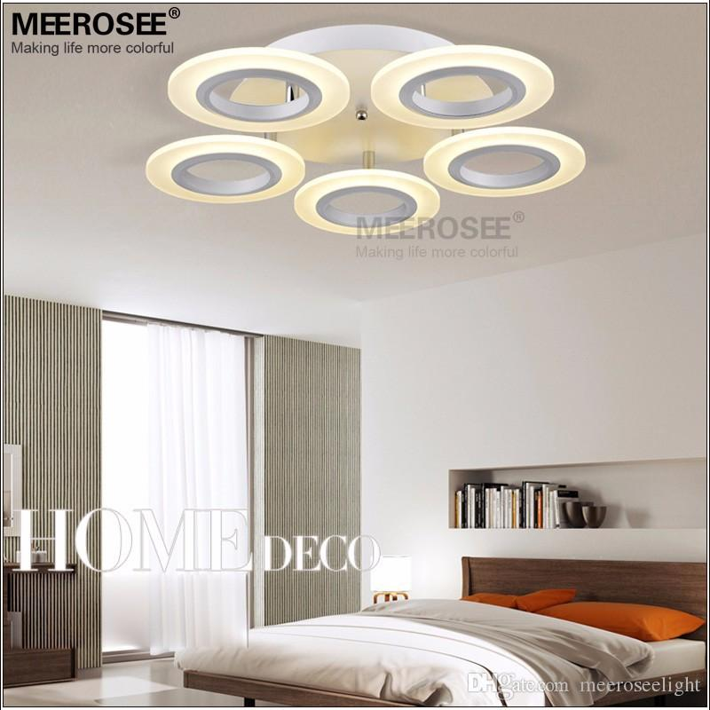 Wholesale brand led ring ceiling light fixture flush mounted acrylic wholesale brand led ring ceiling light fixture flush mounted acrylic white led aisle ceiling lamp hallway porch light different sizes at 13325 dhgate mozeypictures Image collections
