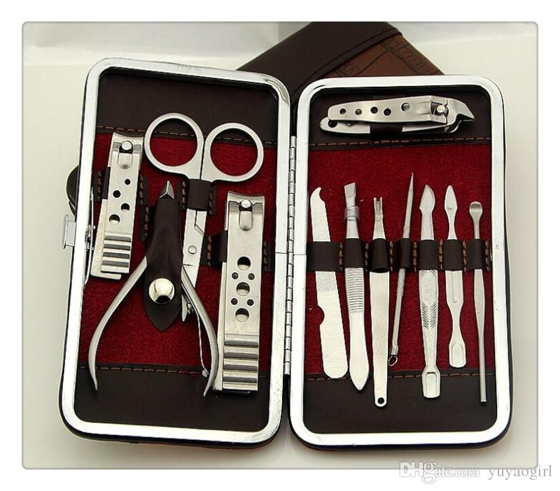High Quality Beauty Tools / 1lot Stainless Steel Manicure Pedicure ...