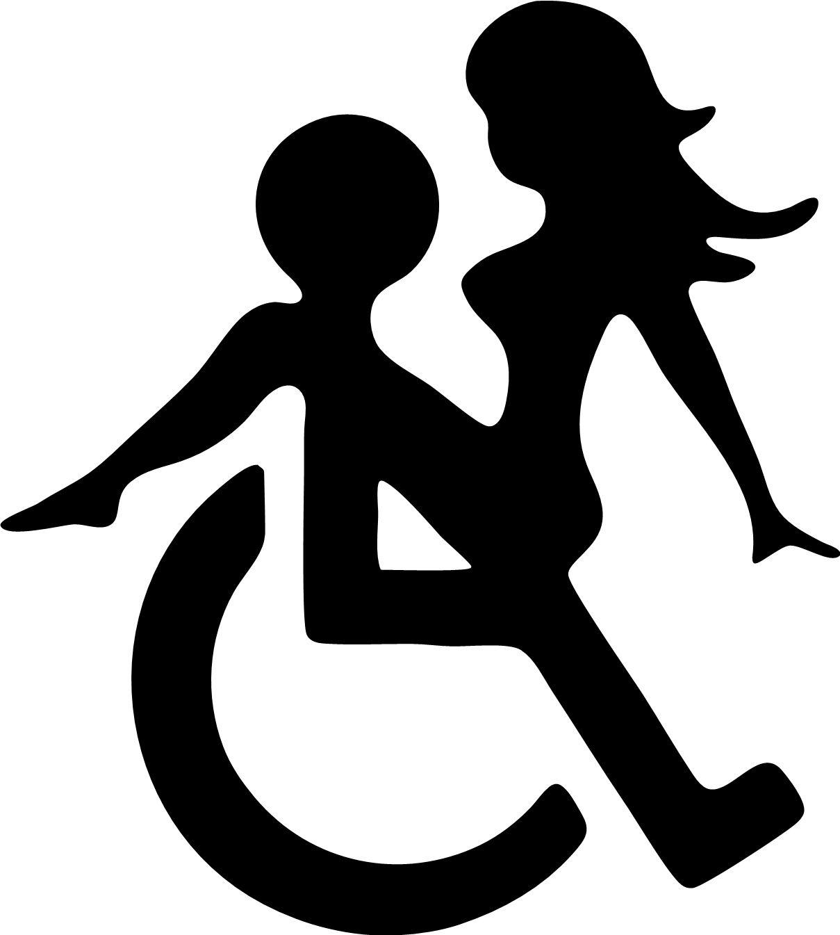 Wholesale Car Stickers Wheelchair Sex Funny Vinyl Decals - Vinyl decals for cars wholesale