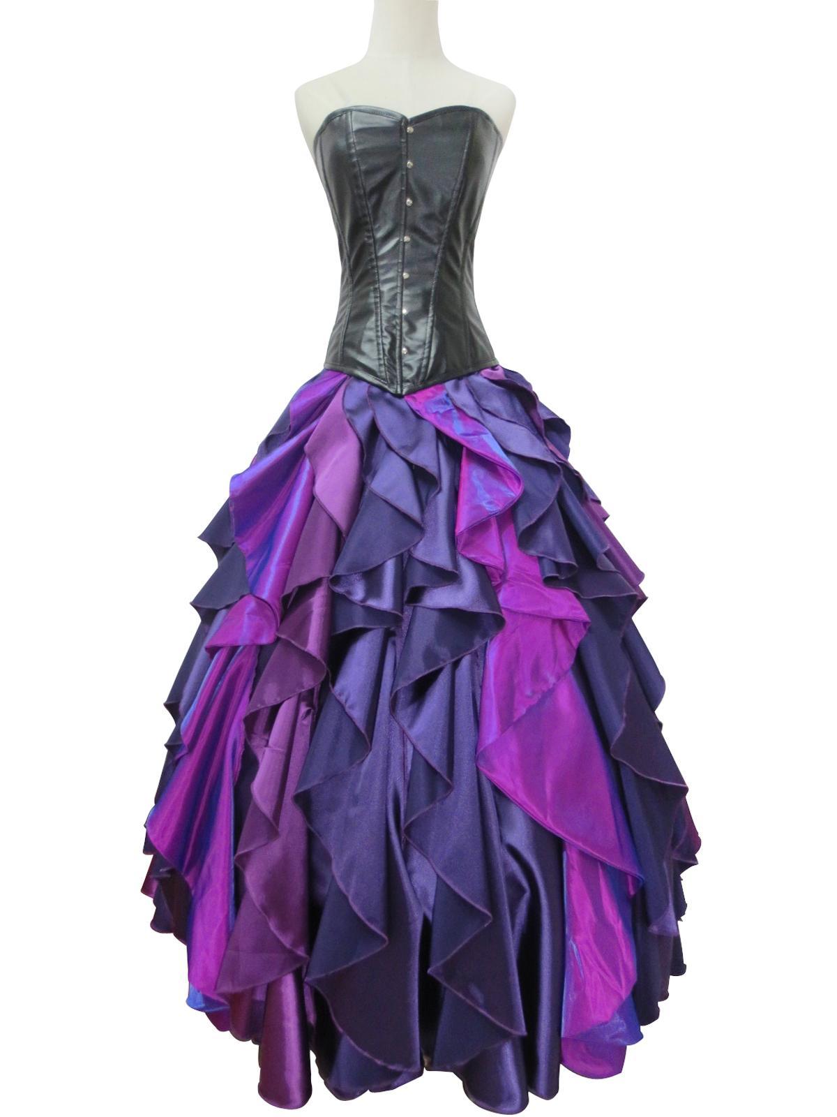 Новые Русалочка Платье Морская Ведьма Урсула Принцесса Платье Косплей Костюм