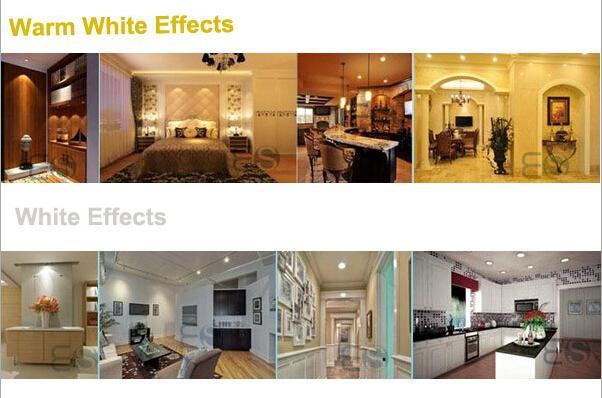 مصباح مجلس الوزراء 1W LED بقعة ضوء السقف الدافئة الأبيض الطبيعي الأبيض بارد أبيض AC 85-265V راحة النازل للديكور المنزل 1Watt