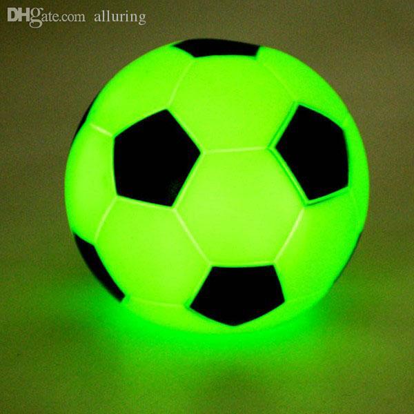 2018 Wholesale Fashion 7 Colour Football Light Colorful Small Led ...