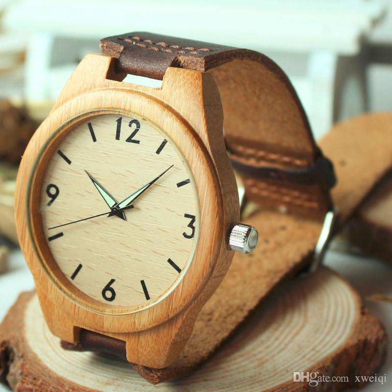 Delightful Special Gifts For Women Part - 13: Unisex Watch, Men Watch, Women Watch, Minimal Watch, Best Gift For Him, Special  Gift For Her, Wedding Party Gifts, Bamboo Watch, Wood Watch Online Watch  Buy ...