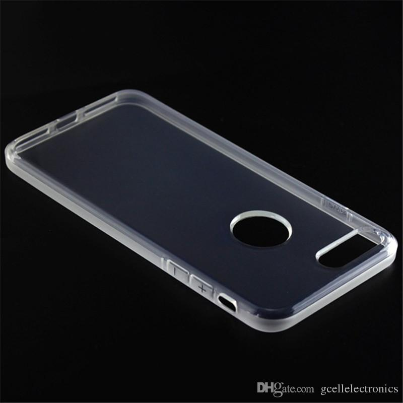 For One Plus 7 Pro Moto G7 Play Samsung Galaxy S10 Plus A90 Huawei P30 2mm Thick Clear TPU Gel Cell Phone Cases