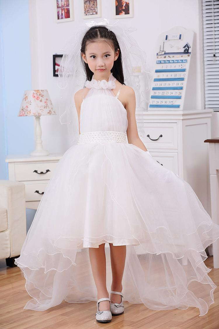 2017 2016 Girls Tutu Dresses Girls Party Dress Bridesmaid Dresses ...