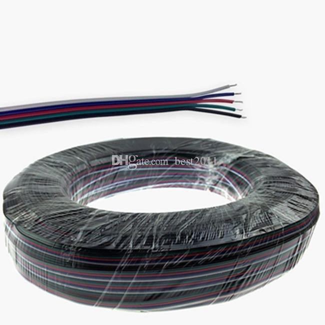 Groovy 2019 5Pin Extension Electric Wire Cable Blue White Red Green Black Wiring Digital Resources Indicompassionincorg