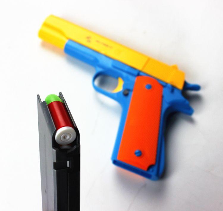 Großhandel Klassik M1911 Toys Mauserpistole Kinderspielzeugpistolen ...