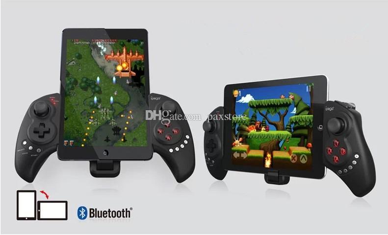 100% Authentische Ipega PG9023 Drahtlose Bluetooth Teleskop Gaming Controller Gamepad Joystick für Smartphone IPAD Android iOS Pad Tablet