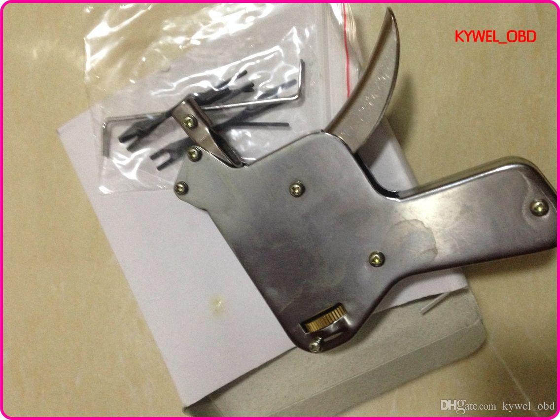 Пистолет для взлома замка GOSO, инструмент для взлома замка, набор для взлома инструмента слесаря