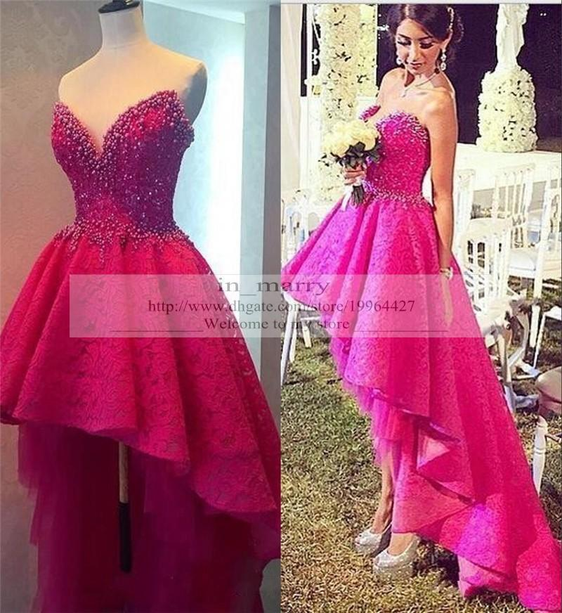 Compre Vestidos De Fiesta Formal De Homecoming De Dubai A $183.32 ...