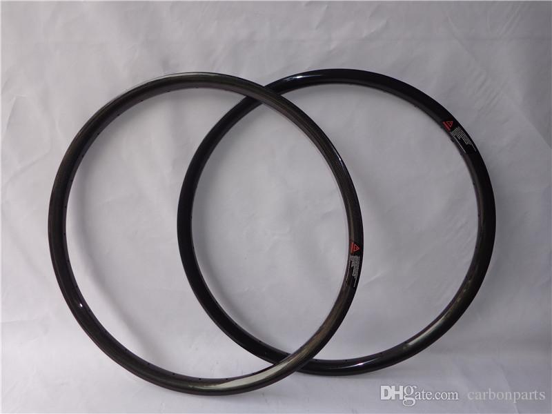 Full Carbon Fiber Mtb Bike Wheels 26er/27.5er/29er Mountain Cycle Rim 16-32 holes