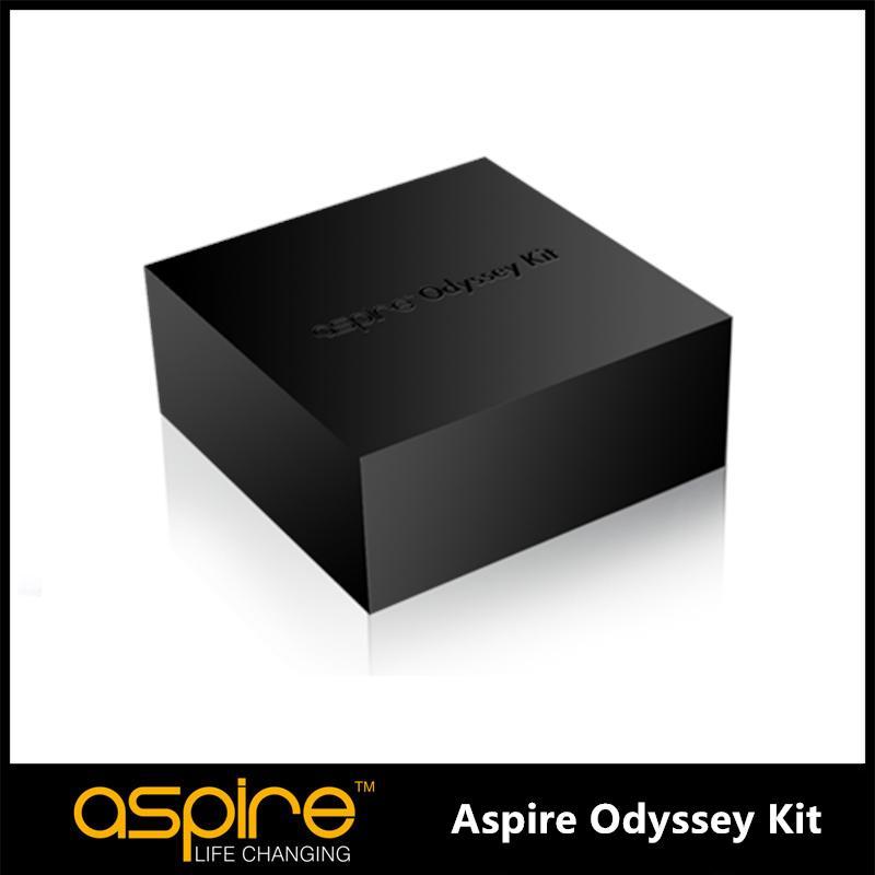 Originale Aspire Odyssey vapore Aspire Odyssey Kit venire con Pegasus MOD 70W Triton Tank con Pegasus Mod Bell Cap DHL