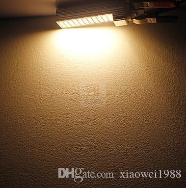 Échantillon de tube de lampe LED haute puissance G24 G23 E27 12W 44 SMD 5050, éclairage plat, éclairage 85-265V