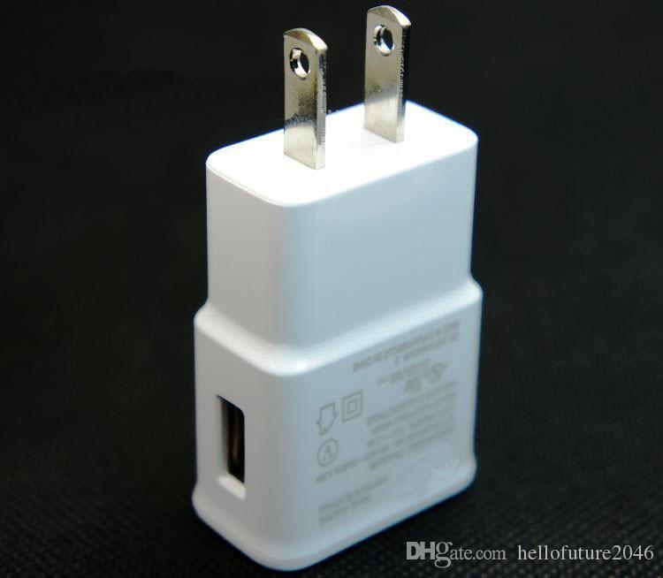 2A US AC 삼성 벽면 충전기 삼성 N7100 주 3 for iphone ipad 모든 스마트 폰 고품질 DHL에 의해 무료 배송