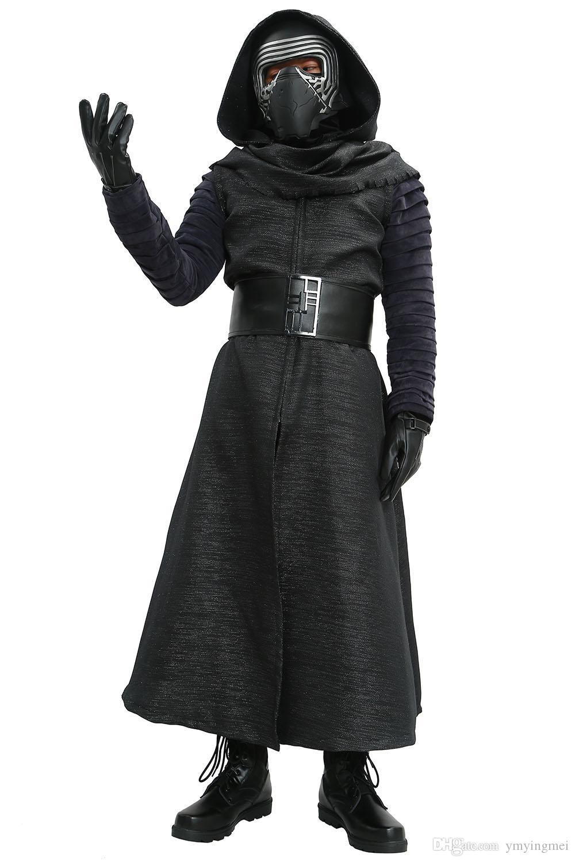 Wholesale Cosplay At $263.32, Get Xcoser Kylo Ren Costume Star ...