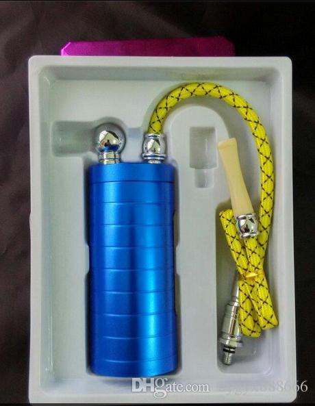 물 담뱃대 도매 무료 배송 - 물 담뱃대 수 있습니다 물 담뱃대 / 봉, 담배 2 - 투 - 사용, 유리 냄비주고, 색상 임의 배달