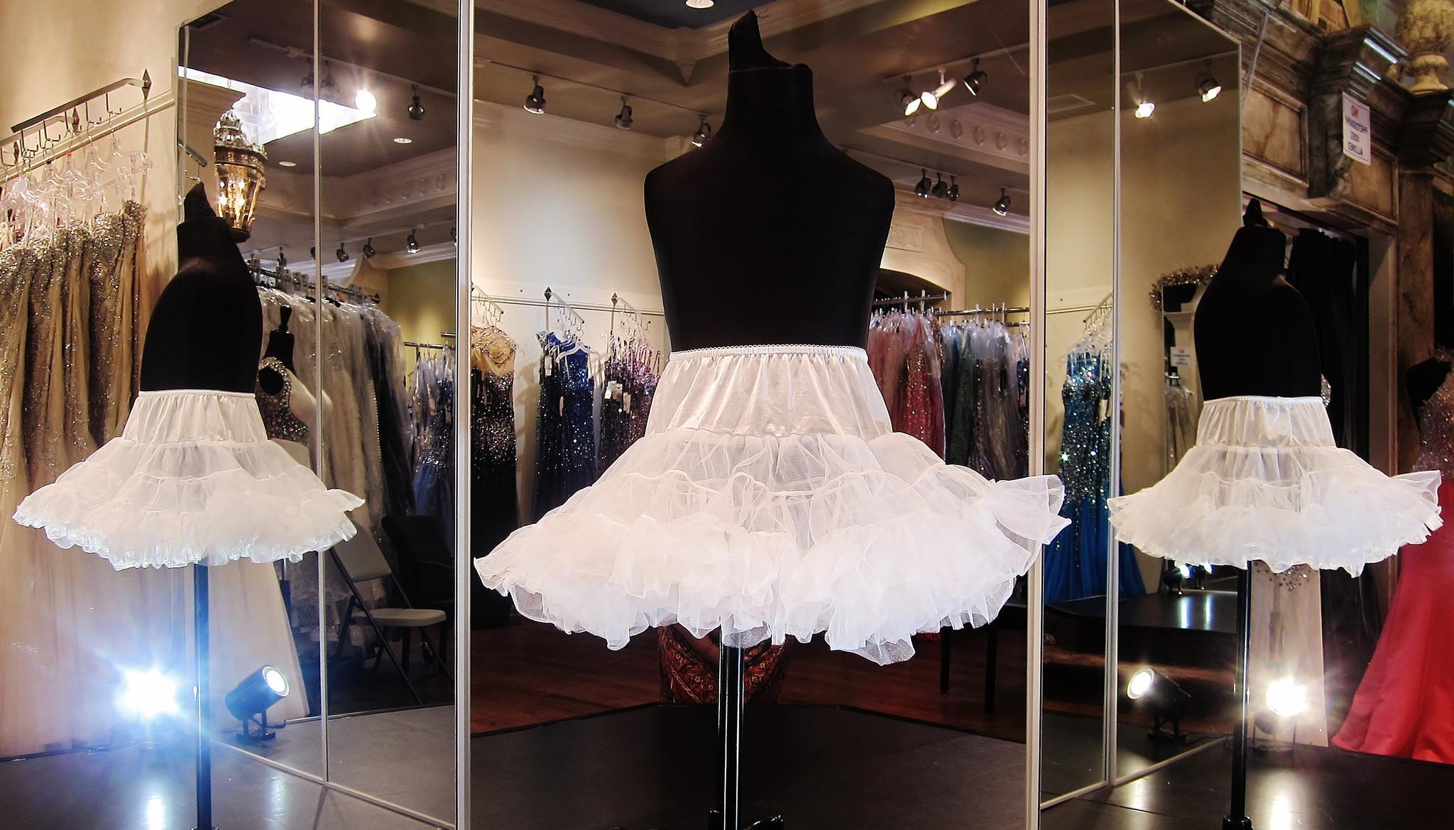 Großhandel Kleines Mädchen Short Krinoline Accessoires Für Mädchen ...