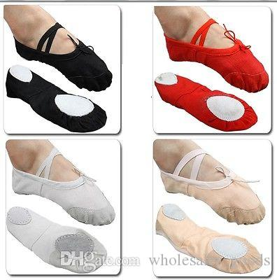 Dance Girl Ballet Dance Shoes For Girls Ladies Anti-Slip Soft And Comfortable Ballet Dance Shoes Children Shoes Girls Dance shoes