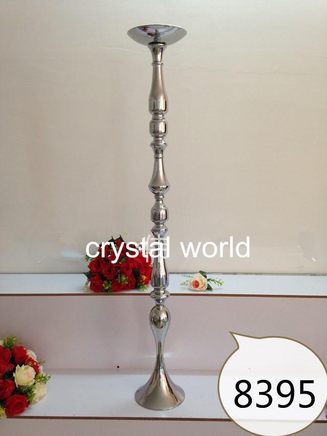 Высокий щепка психического цветок стоит свадьба 690 стол центральные для свадьбы украшения 3