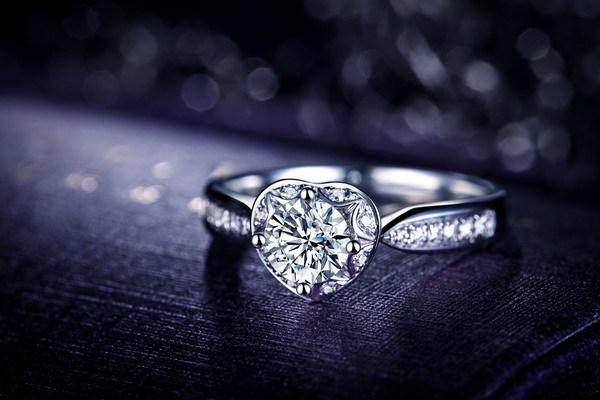 1 CT Synthetische Diamant Ringen Klassiek Design Elegant 925 Silver Trouwring Festival Gift voor Lever Certified Bridal Sieraden