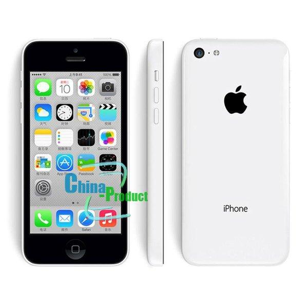 "Original Refurbished Unlocked Apple iPhone 5C 16GB/32GB Dual-Core I5C A5C iOS 32GB 4.0"" IPS 3G WIFI GPS Mobile Phone 002849"