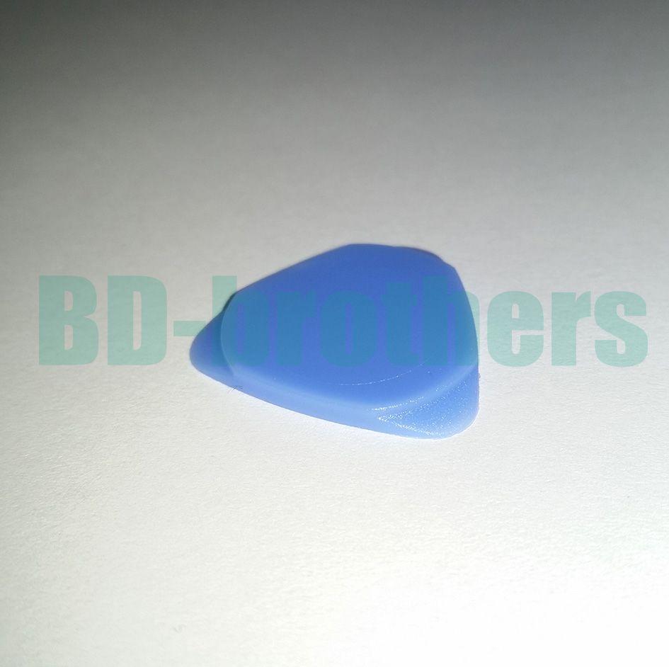 23,6mm piccolo più spesso blu di plastica Trilateral Pick Pry strumento di caccia apertura Shell kit di strumenti di riparazione triangolare il telefono Tablet PC 1000 pz / lotto