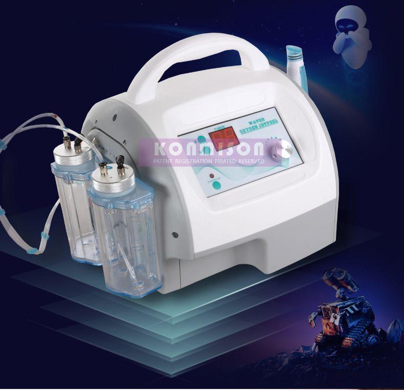 Новый Hydrodermabrasion портативный Microdermabrasion машина воды Dermabrasion для чистки лица морщин удаления кожи подъема DHL свободный корабль