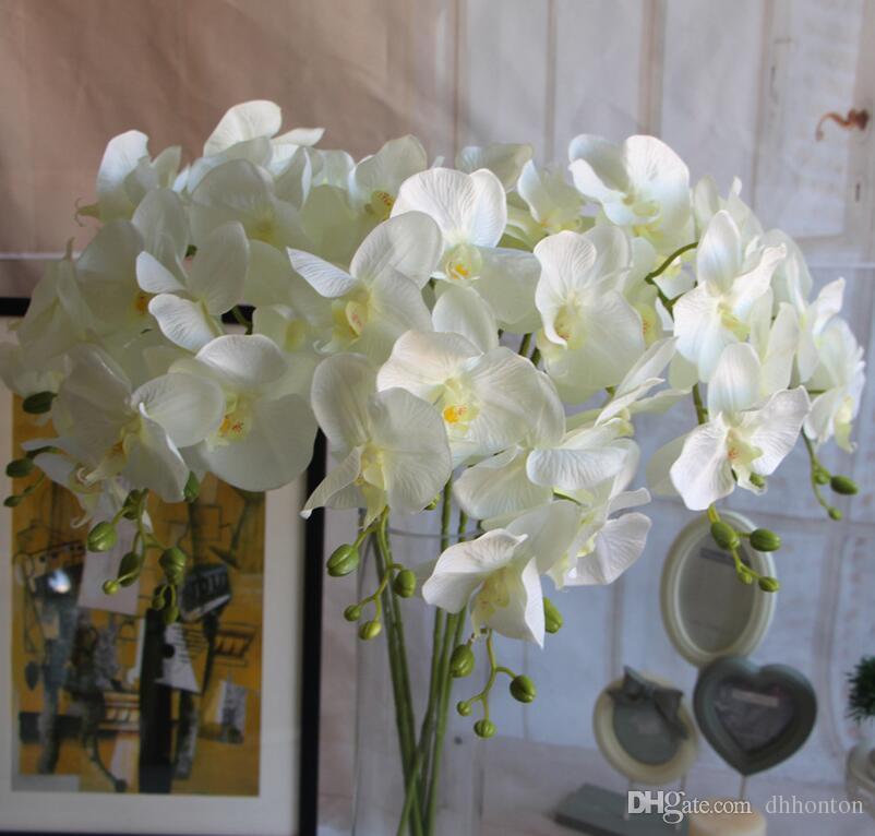 السحلية زهرة فراشة السحلية زهرة اصطناعية للديكور الزفاف المنزل كله بيع السحلية