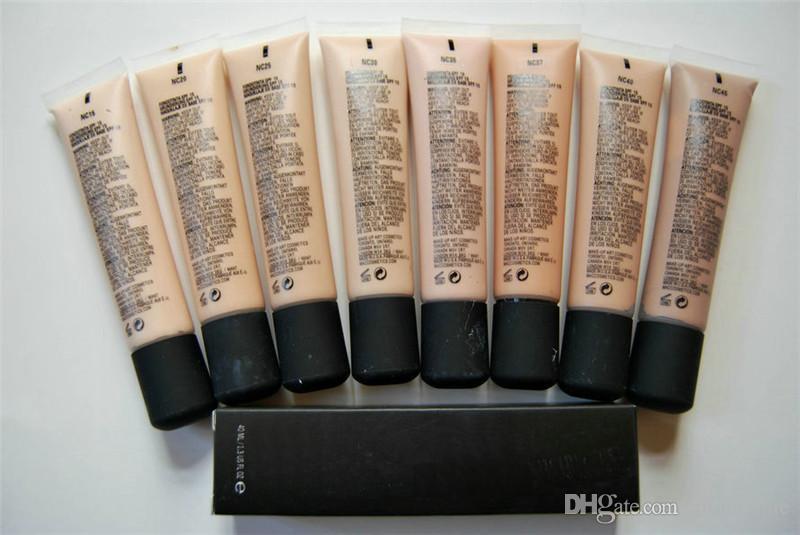 Hot Maquiagem Concealer Foundation creme 40 ML transporte dhl