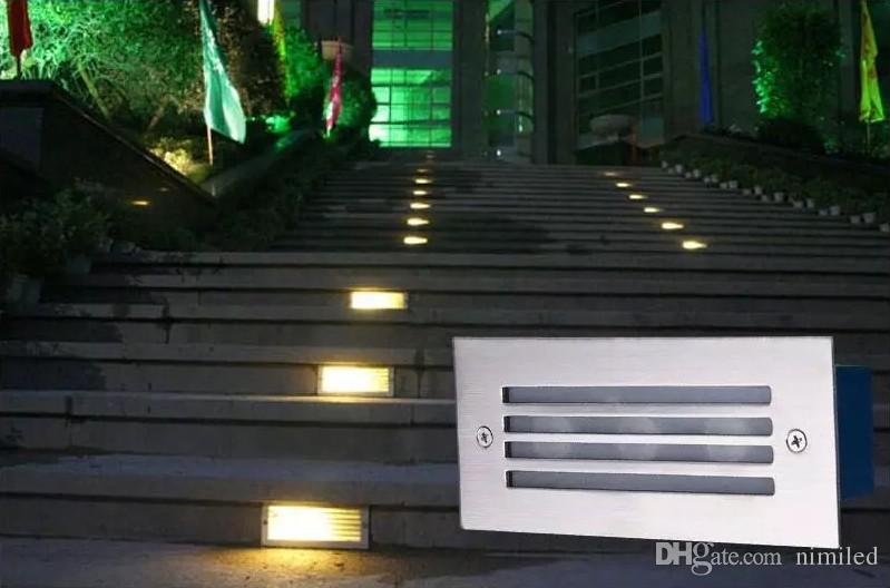 Acquista lampada da ponte a led w lampada da incasso in