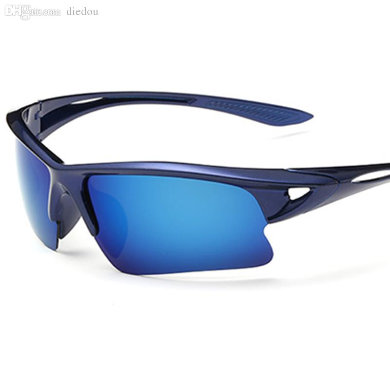 f473a23a577d 2019 Wholesale UV Protection Sunglasses Outdoor Road Riding Eyewears Hot  Fashion 2015 Sport Mountain Bike Sun Goggles For Unisex Couples From  Diedou, ...