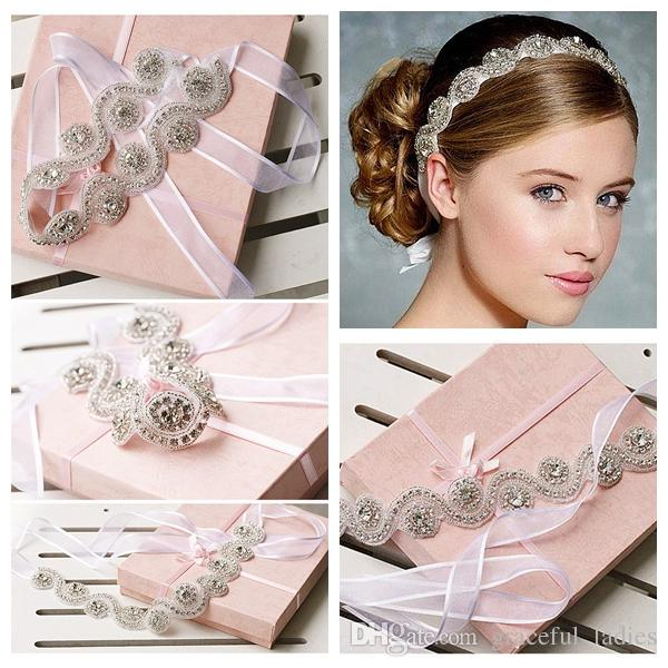 Cheap Crystal Tiaras Headbands Handmade Bridal Hair Accessories Rhinestone Vintage Wedding Crowns 2014 Jewelry Suppliers