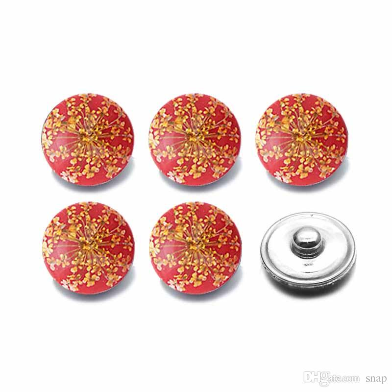 Горячие силиконовые 18 мм акриловая смола неравномерным смолы Оснастки кнопка 012 Fit Шарм сменные браслеты ювелирные изделия для женщин аксессуары