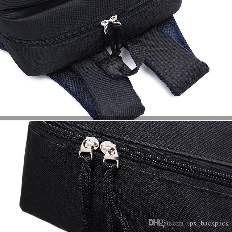 Tiesto zaino Tijs Michiel Verwest day pack DJ Allure school bag Casual packsack Buono zaino Sport schoolbag Outdoor daypack