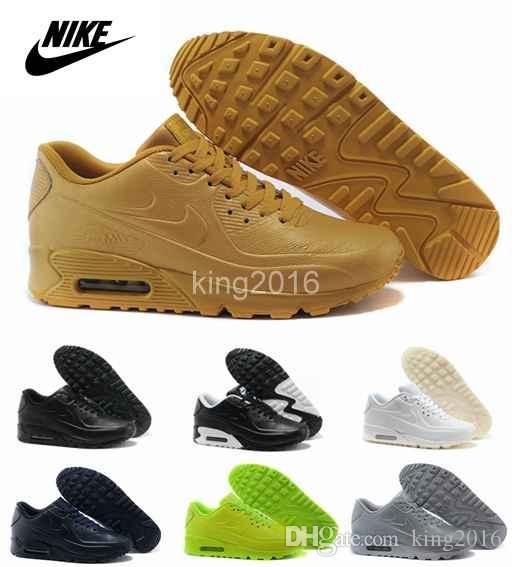 new product fac41 fb497 Nike Air Max 90 VT Mens Black Green