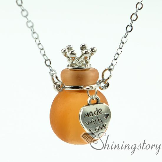 ashes to glass jewelry wholesale glass urn necklace lockets for ashes necklaces 5237