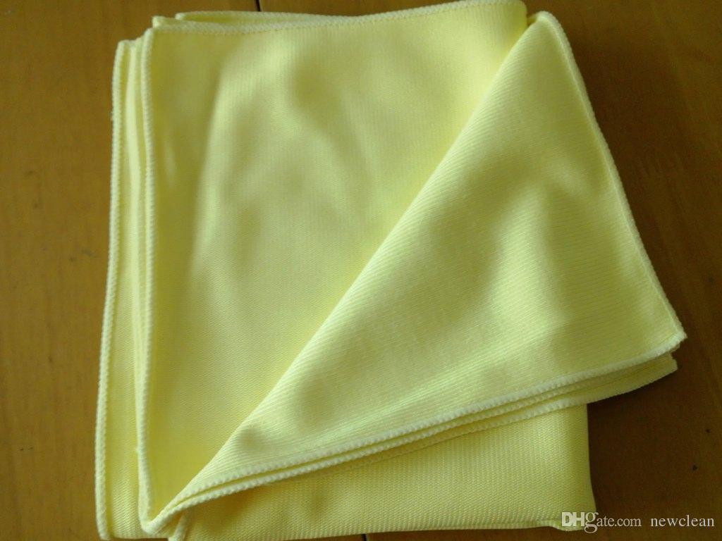 الساخنة ستوكات المبيعات تنظيف مجهرية زجاج نافذة السيارة القماش منشفة نظيفة تنظيف مسح من القماش تلميع منشفة