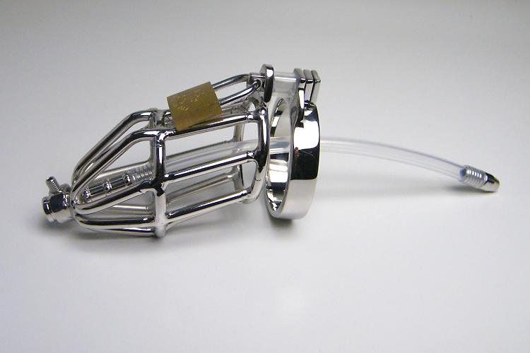 Male chastity device Adult Cock cage High quality Stainless Steel bdsm chastity adult sex toys bondage fetish/5 size ring sex products 2015