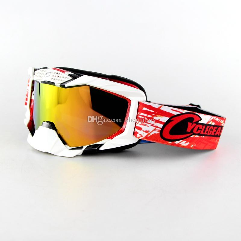 2019 novos óculos de sol de ciclismo óculos de motocicleta óculos de esqui mulheres homens motocross atv quad off-road óculos à prova de vento óculos mx