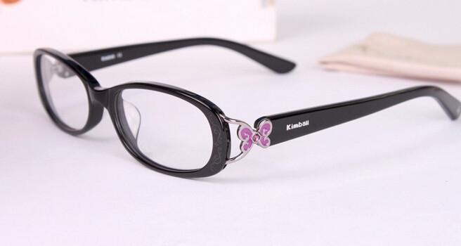 Womens Eyeglass Frames Vogue Eye Glasses Black Or Brown Color Full ...