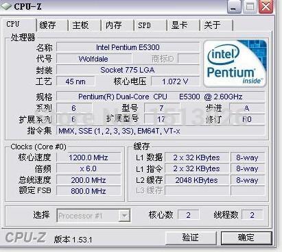 PENTIUM DUAL CORE CPU E5300 WINDOWS 7 64 DRIVER