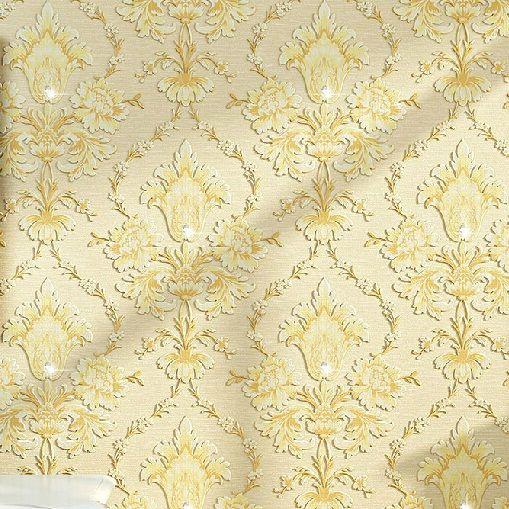 3d Luxury Diamond Glitter Wallpaper Crystal Decoration For Tv/Sofa ...