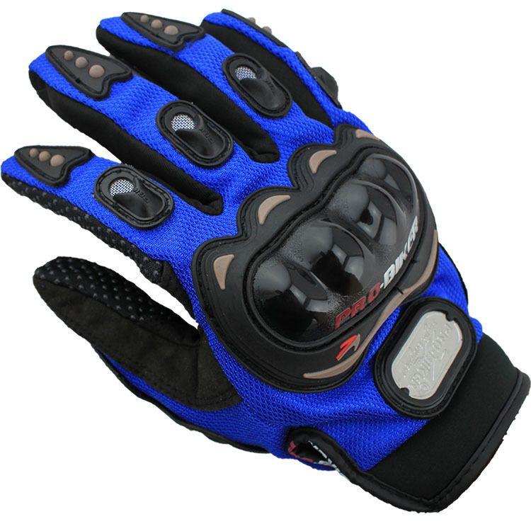 Бесплатная доставка Спорт на открытом воздухе полный палец рыцарь езда мотоцикл перчатки 3D дышащая сетка ткань мужчины кожа Локомотив перчатки