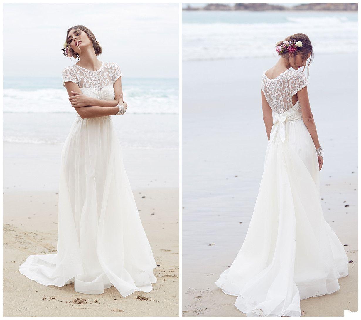 Anna Campbell Wedding Gowns: Customized Anna Campbell Wedding Dresses 2015 Popular