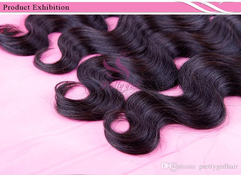 Peruvian Malaysian Indian Brazilian Virgin Hair Bundles Cheap Unprocessed Body Wave Remy Human Hair Weave Extensions Double Wefts