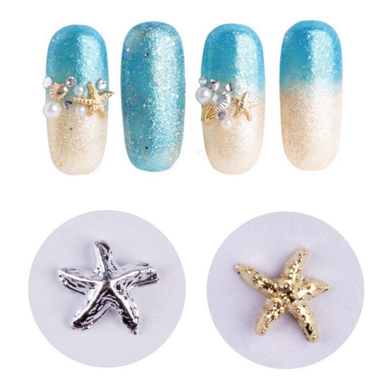Wholesale Nails Decorations New Arrive 3D Nail Charms Studs Metal ...