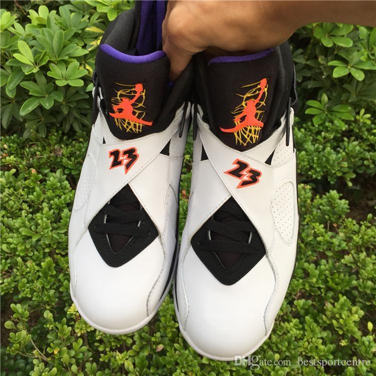 Nike Air Jordan 8 Retro Viii 3 Peat
