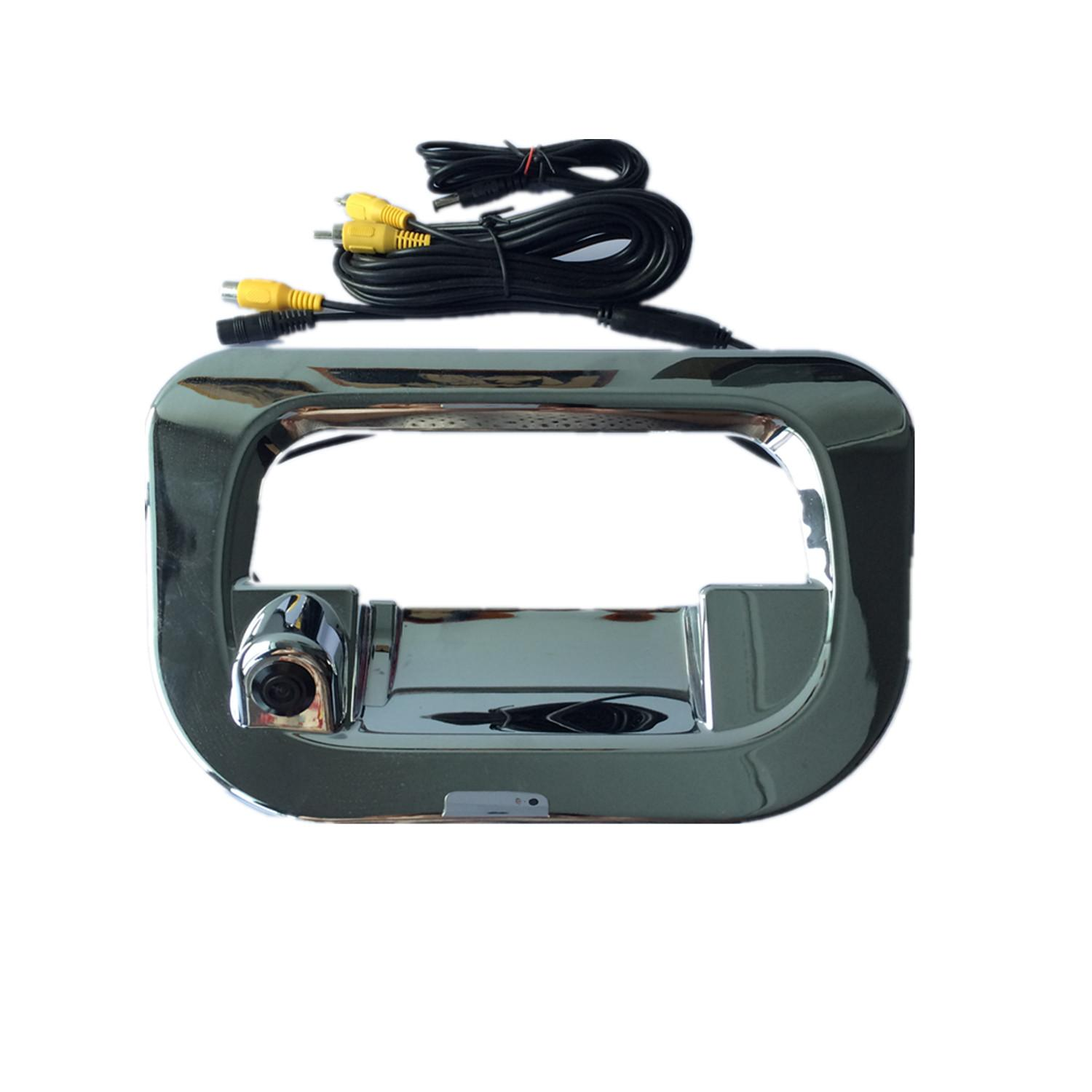 2018 Car Wide Angle Tailgate Cover Rear View Reverse Camera For Toyota Hilux  Vigo Year Of 2008 2009 2010 2011 2012 2013 2014 2015 From Miffy6855, ...